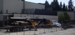 Summer construction projects underway at local schools