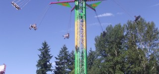 Vertigo sure to thrill Tour de Terrace carnival riders this weekend