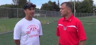 Terrace Nation: Steve Willits interviews MTHS head football coach Tony Umayam
