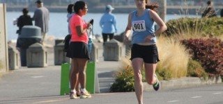 MLT resident takes second in Alki Beach 5K benefit for cancer patients