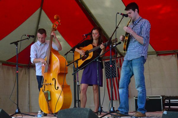 - Top String, a local band from Toppenish, features Madi Top (fiddle), Zach Top (guitar), Kaiti Dewhirst (bass), and Joram Top (mandolin).
