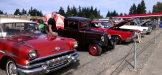 Mountlake Terrace Car Show set for Sunday, in new location