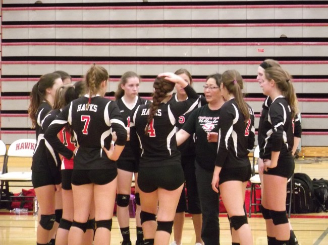 MTHS volleyball vs. Stanwood, Oct. 15 010