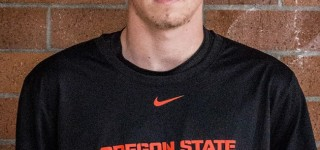 Sophomore Serres verbally commits to play baseball at Oregon State