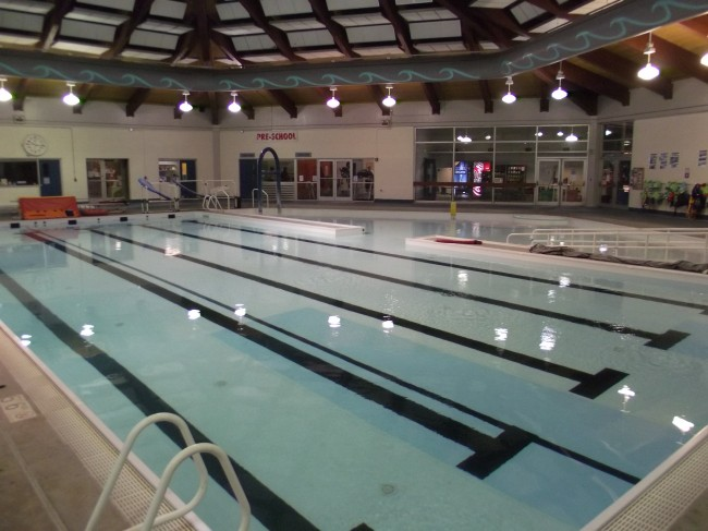 City Awarded 75k Grant To Build Therapy Pool At Recreation Pavilion