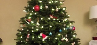 Christmas tree safety tips from Fire District 1