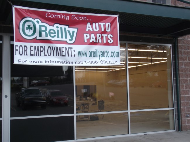 O'Reilly's construction 001