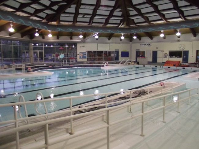 Pavilion Pool To Undergo Annual Maintenance Jan 1 3