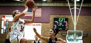 Girls basketball: Hawks overcome physical Meadowdale team, 48-32