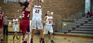 Romanowski named to 3A girls All-State first team