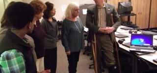 Congressman donates staff laptops to MLT Homework Center