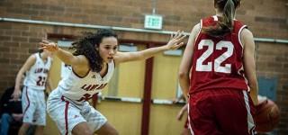 Girls basketball: Hawks win district opener 57-52 against Stanwood