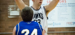 Boys basketball: Hawks use strong second half to overwhelm Ferndale, 70-46