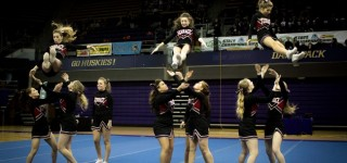 Hawks place 6th at state cheerleading championships