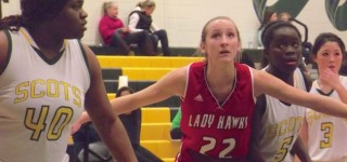 Girls basketball: Romanowski's clutch 3-pointer secures 61-60 Hawk victory over Shorecrest