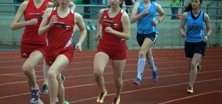 Hawks Track: Girls beat Meadowdale, boys fall to Mavs