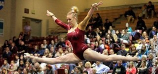 MTHS alum brings home gymnastics gold for Seattle Pacific University