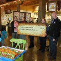 Cafe Rio makes gift to Edmonds Public Schools Foundation