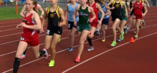 Track: Terrace girls finish second, boys third at district track meet