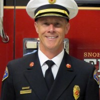 Battalion Chief Paul Stredwick