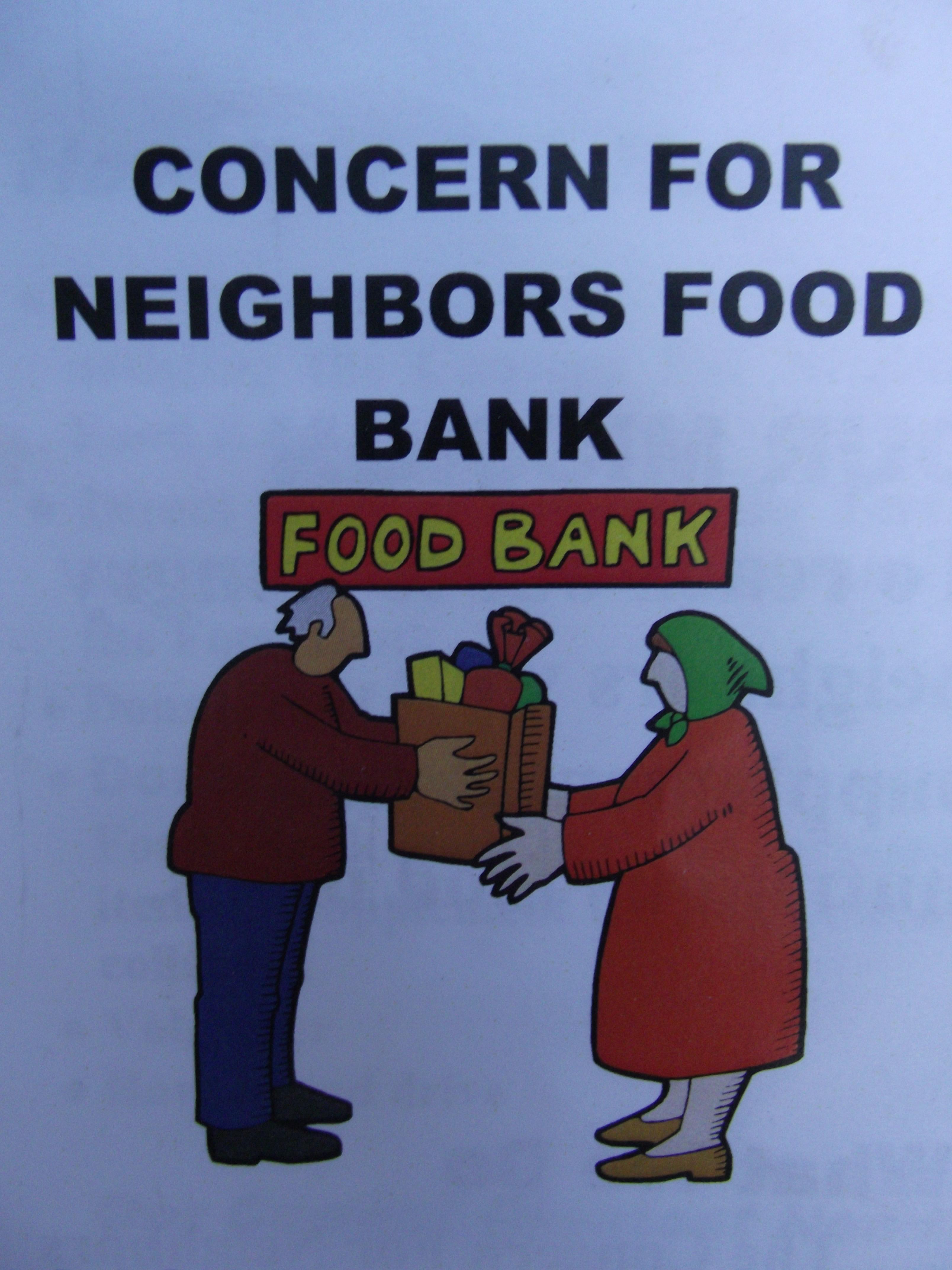 Concern For Neighbors Food Bank Mountlake Terrace