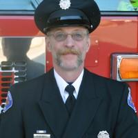 Firefighter Dean Boyle