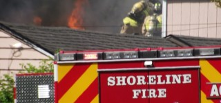 Firefighters called to MLT house fire Sunday
