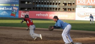 Baseball: Hawks down Seagulls 7-0 to clinch 2nd place in district tourney
