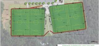 School board approves project to upgrade former Woodway HS athletic fields