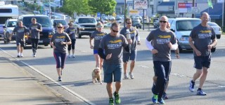 Lynnwood, MLT, Edmonds police join forces to carry torch for Special Olympics
