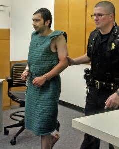 Aaron Rey Ybarra during his  June 6 court appearance.