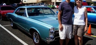 Classic cars highlight Highway 99 Saturday