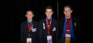 Mountlake Terrace High, Brier Terrace Middle students finish strong at national technology conference