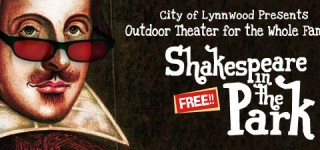 Happening nearby: Shakespeare in the Park kicks off Wednesday, July 16 at Lynndale Park Amphitheater