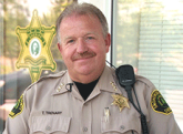 Sheriff Ty Trenary
