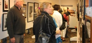 Picture yourself at the 36th annual Arts of the Terrace show