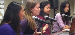 UW student team receives award for Ballinger Park Options