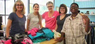 Clothes For Kids serves more than 300 students in first three days of operation