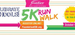 Register for sixth annual Celebrate Schools! 5k Run/Walk