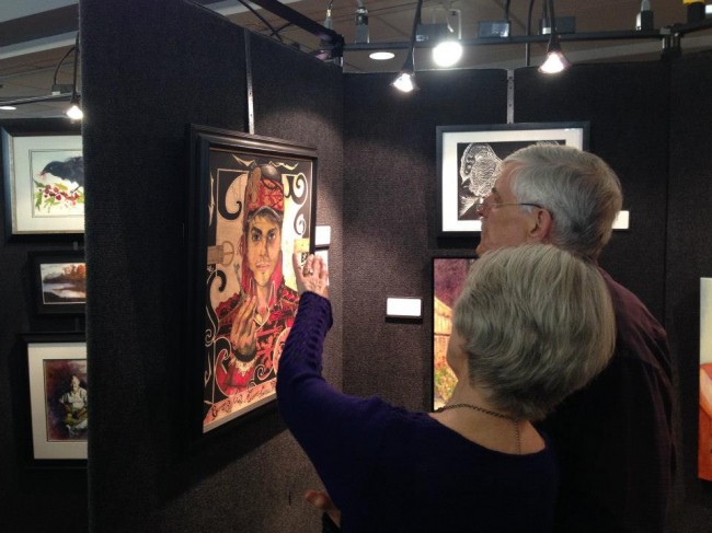 Artists are being sought for the 2015 Arts of the Terrace show.