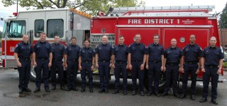 Snohomish County Fire District 1 hires 12 firefighters