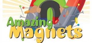 Learn about Amazing Magnets at Science Saturday at Mountlake Terrace Library