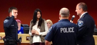 Mountlake Terrace swears in new police officer