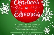 Dec. 6 benefit concert to raise funds for the Foundation for Edmonds School District