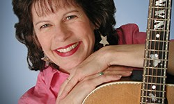 Singer-songwriter Nancy Stewart to share tips on reading and singing with grandchildren
