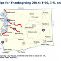 Thanksgiving travel plans? Know before you go, state transportation department advises
