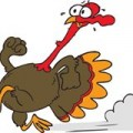 Reminder: Turkey Trot and Food Drive set for Thanksgiving morning