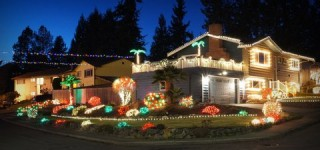Mountlake Terrace lights up for the holidays