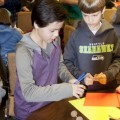 Supersonic car workshop promotes STEM to home schooled students