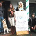 Happening nearby: Seattle's bus-riding dog visits Edmonds